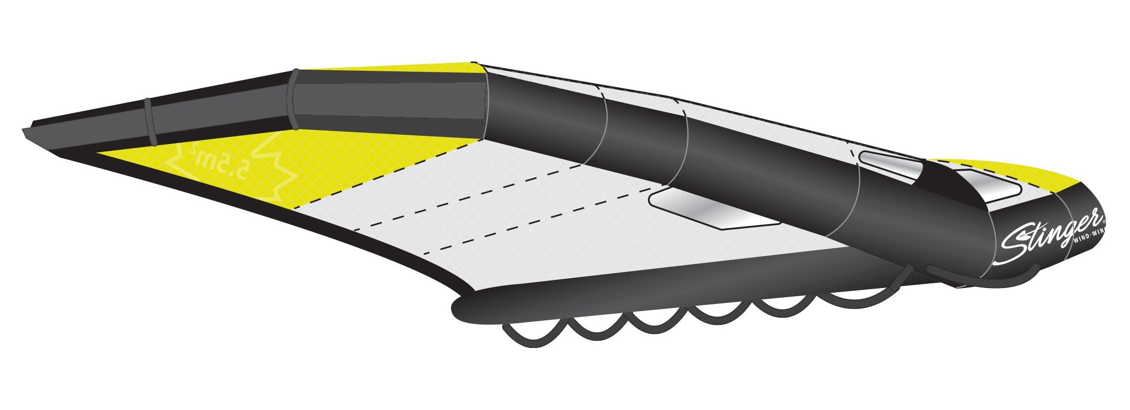 Stinger Wind Wing 3.1 Profile