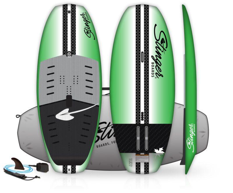 Stinger 5 8 board package